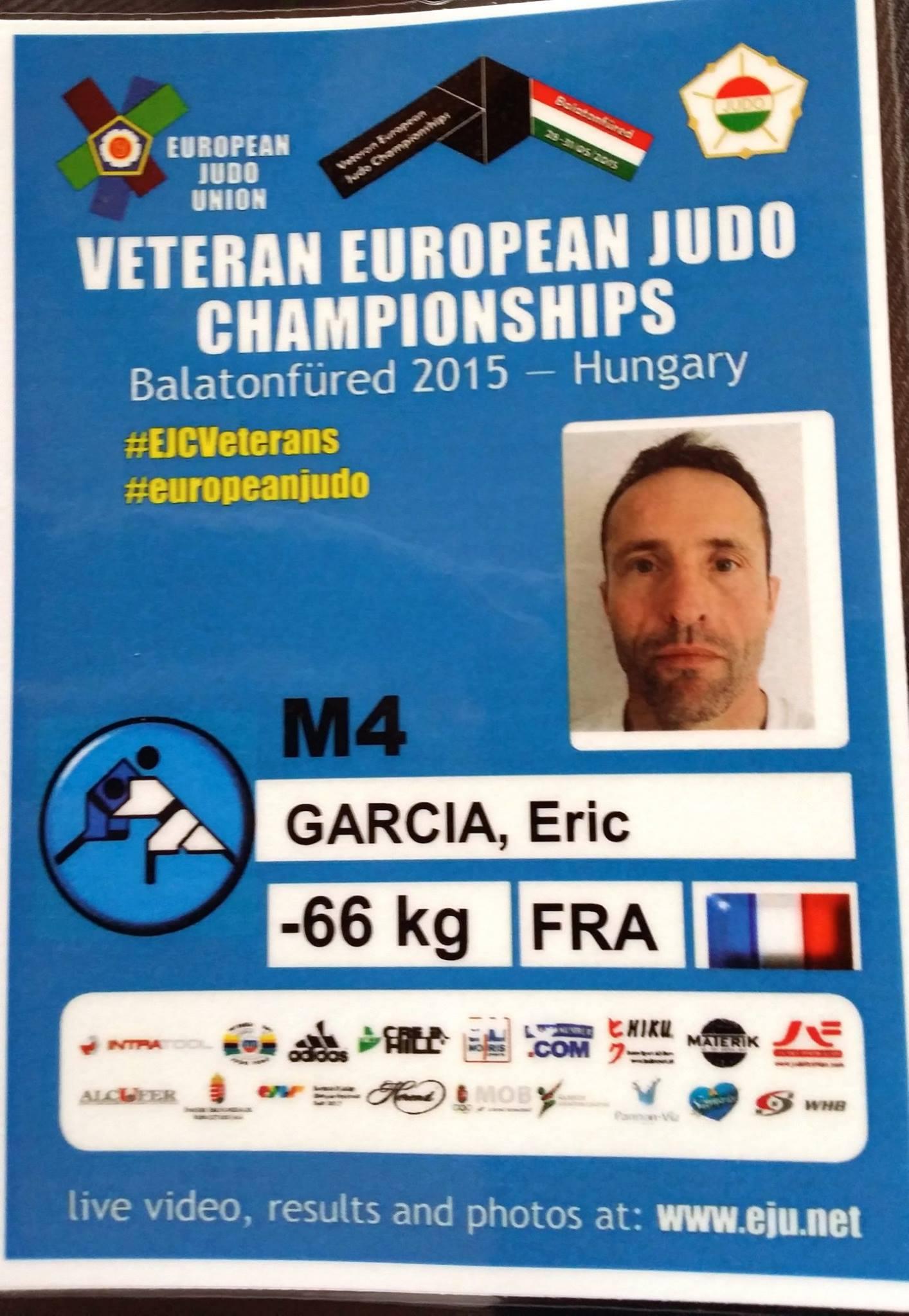 Badge d'Eric