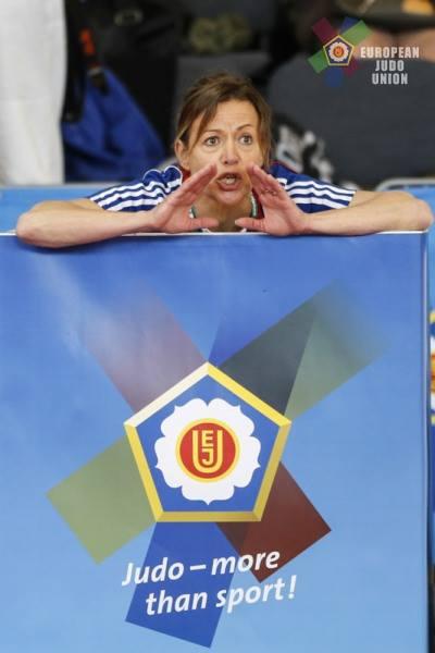 Cécile Nowak, la coach !
